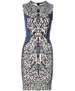 Yigal Azrouel | Платье С Абстрактным Леопардовым Принтом