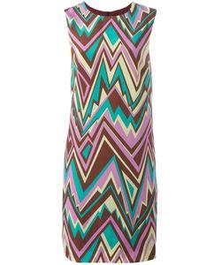 Missoni | M Zig-Zag Print Shift Dress