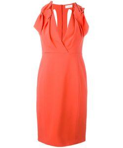 CAPUCCI | Платье С Открытой Спиной