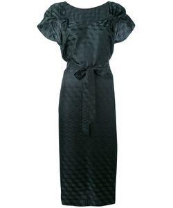 Indress | Платье С Завязками На Талии