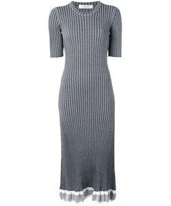 Victoria Beckham | Ribbed Detail Dress