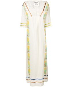 Erika Cavallini | V-Neck Maxi Dress