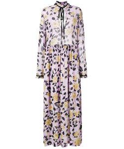 Ganni | Carlton Georgette Maxi Dress Women