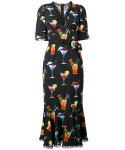 Dolce & Gabbana | Cocktail Print Dress