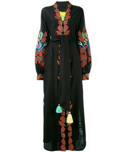 Yuliya Magdych | Платье С Пышными Рукавами Eden Tree