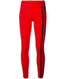 Y-3 | Scarlet Side Stripe Leggings