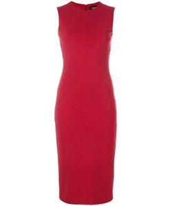 Dsquared2 | Приталенное Платье Миди