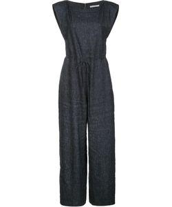 Maiyet | Sleeveless Jumpsuit 12 Linen/Flax/Spandex/Elastane/Viscose