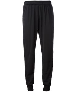 Marios | Buttoned Lateral Cropped Trousers Large