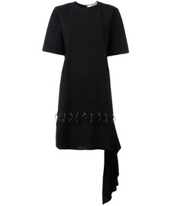 Damir Doma | Eyelet Loop T-Shirt Dress Size Small