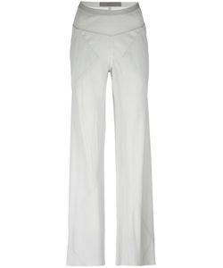 Rick Owens | Bias Palazzo Pants 42 Cotton/Polyamide/Viscose