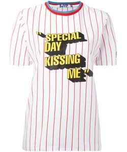 Steve J & Yoni P | Striped Knitted T-Shirt