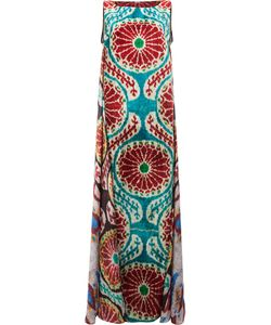 Afroditi Hera | Patterned Maxi Dress Size 40
