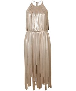 Halston Heritage | Strips Dress