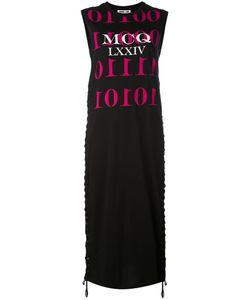 Mcq Alexander Mcqueen | Платье С Принтом