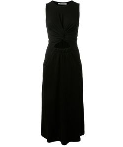 T By Alexander Wang | Twisted Muscle Dress Size Medium