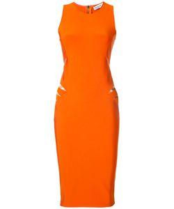 Mugler | Платье С Вырезными Деталями