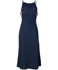 Ganni | Длинное Платье Без Рукавов