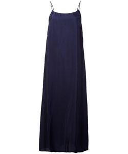 UMA WANG | Spaghetti Strap Midi Dress Size Medium