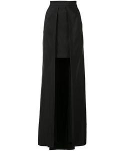 Vera Wang | Cutaway Skirt 2 Silk