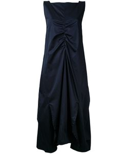 Eudon Choi | Gathered Front Dress Size 10
