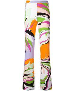 Emilio Pucci   Printed Pants 44
