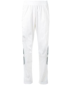 Paco Rabanne | Track Trousers 36 Cotton/Polyamide/Nylon/Polyester