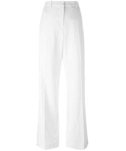 Calvin Klein Collection | Tailored Straight Trousers