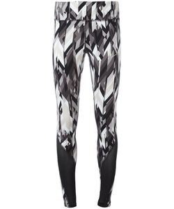 Nike | Printed Leggings Small Polyester/Nylon/Spandex/Elastane