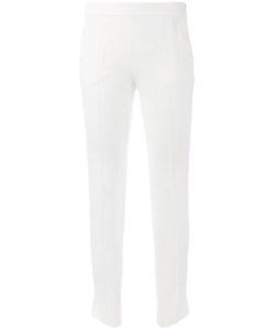 Emporio Armani | Cropped Trousers