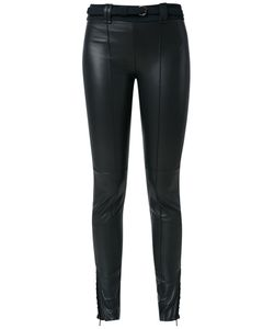 GLORIA COELHO | Skinny Leather Pants