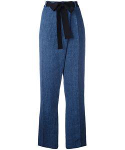 Victoria Beckham | Wide Leg Trousers