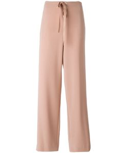 Theory | Drawstring Straight Trousers Xs