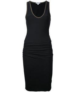 James Perse | Облегающее Платье Без Рукавов