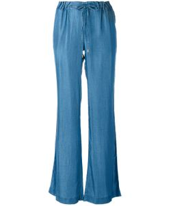 Michael Michael Kors | Drawstring Bellbottoms