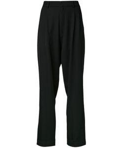 Bassike   Pleated Front Pants 12 Virgin Wool