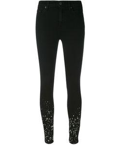 Vivienne Westwood | Splatter Trim Skinny Jeans