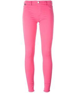 Love Moschino | Skinny Jeans 27 Cotton/Spandex/Elastane