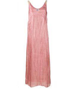 Walk of Shame | Crushed Silk Slip Dress 42