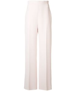 Brandon Maxwell | Fla Tailo Trousers 4 Polyester