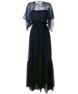 No21 | Flared Backless Dress