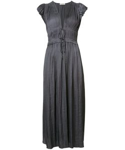 Ulla Johnson | Pleated V-Neck Dress