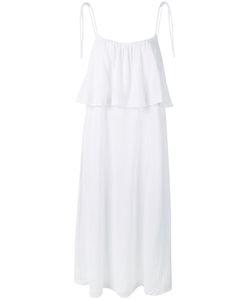 CECILIE COPENHAGEN | Ruffled Midi Dress Size 1