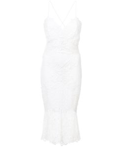 Nicole Miller | Платье С Вышивкой