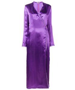 ATTICO   Raquel Wrap Dress 4