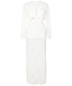 SELF-PORTRAIT | Кружевное Платье С Вырезами