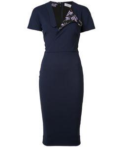 Victoria Beckham | Asymmetric Shirt Dress Size 12