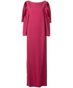 Chalayan | Open Sleeve Dress 40 Acetate/Viscose