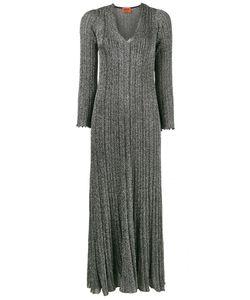 Missoni | Lurex Knitted Dress 40 Rayon/Viscose/Polyester
