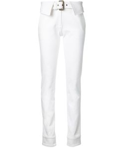 Monse | Belted Skinny Trousers 2 Cotton/Spandex/Elastane